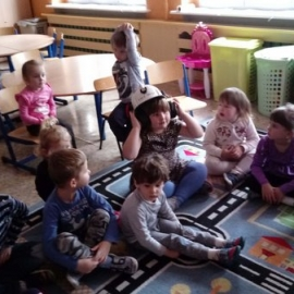 Spotkanie Barbórkowe Przedszkole w Grodzisku