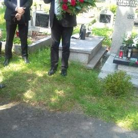 28 rocznica śmierci Wilhelma Szewczyka