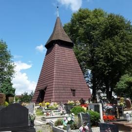 Łąka Koscikół św. Mikołaja z przełomu XV i XVII w