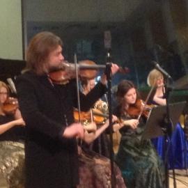 Koncert walentynkowy w dniu 14.02.2016r.