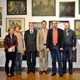 Międzynarodowa wystawa w Ratingen
