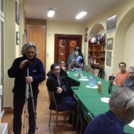 Promocja książki G. Pierończyka 7 grudnia 2016r.