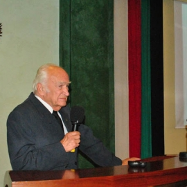 Seminarium w GIG 24.10.2012 r. o Prof. B.Krupińskim