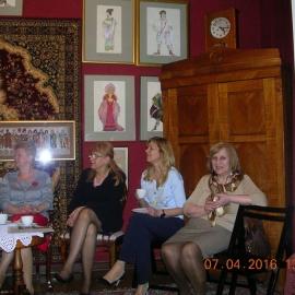 Spotkanie Barbar w Muzeum