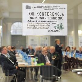 XXIII Konferencja Naukowo Techniczna SITG