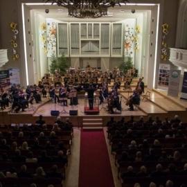 Zbiórka na Noworocznym Koncercie GIPH 14 stycznia 2019 roku w Filharmonii Śląskiej foto_3